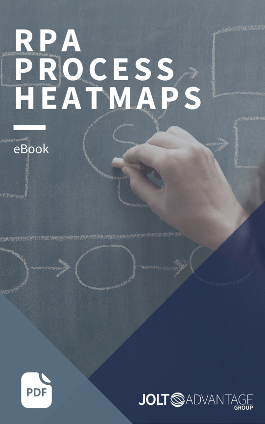 eBook - RPA Process Heatmaps - Horizontal and Vertical Cover